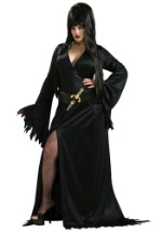 Plus Size Mistress Elvira Costume