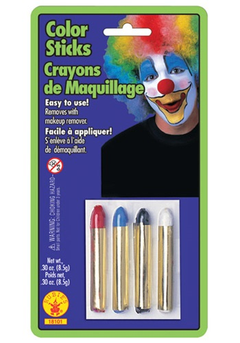 Clown Makeup Sticks