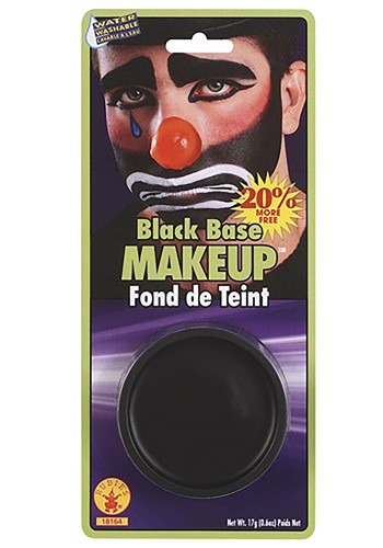 Black Costume Makeup