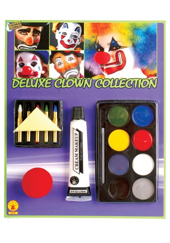 clown makeup designs. Clown Makeup Kit