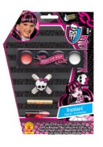Girls Draculaura Monster High Makeup Kit