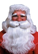 Smooth Santa Claus Wig and Beard