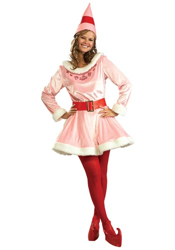 Adult Jovie Elf Movie Costume