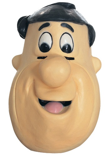 Fred Flintstone Costume Mask