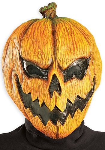Adult Pumpkin Mask