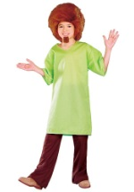 Shaggy Child Costume