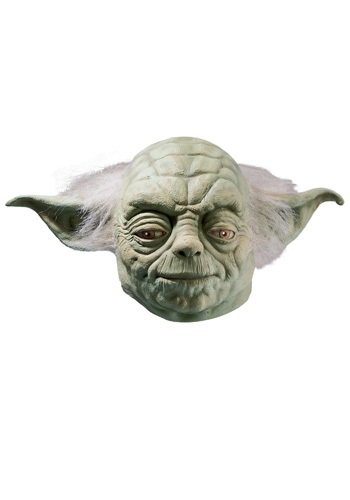 Latex Yoda Mask