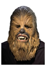 Latex Chewbacca Mask