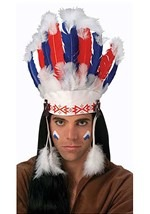 Native American Chief Headdress