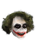 Adult Joker Mask & Wig