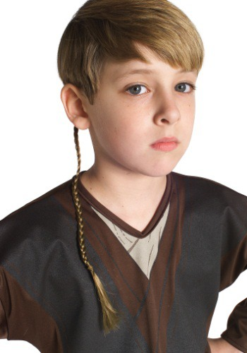 Jedi Hair Braid