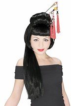 Asian Geisha Girl Wig