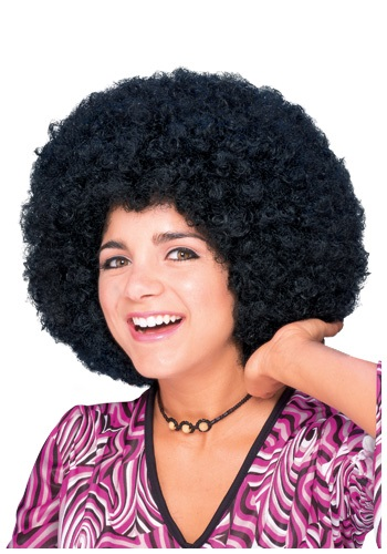 Afro Adult Wig