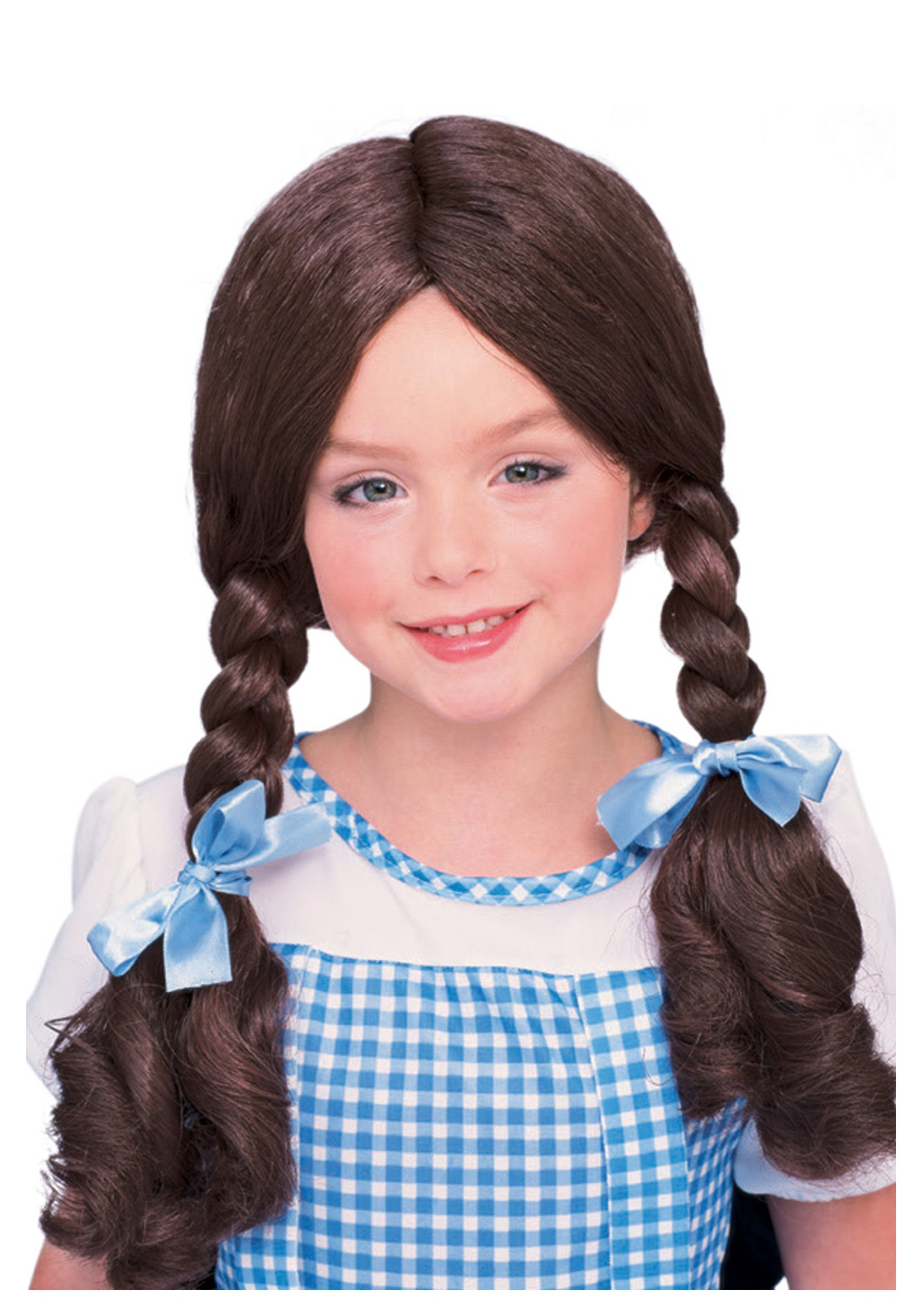 Children'S Halloween Wigs - Realistic Lace Front Wig