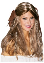Caribbean Pirate Womens Wig