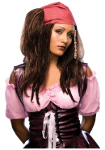 Sassy Womens Pirate Wig