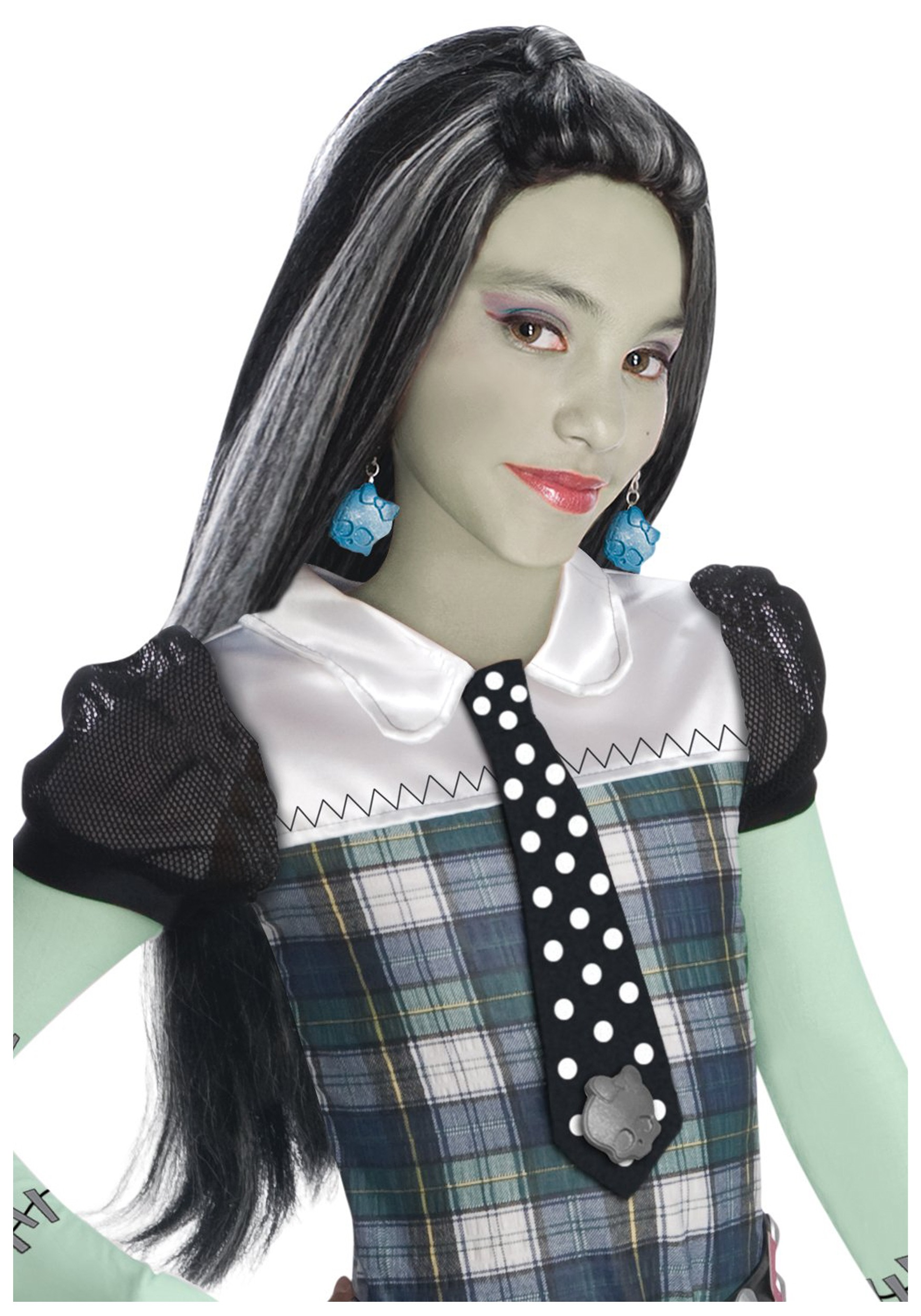 Frankie Stein Dress Up Wig Monster High Wigs