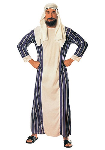 Adult Arabian Sheik Costume