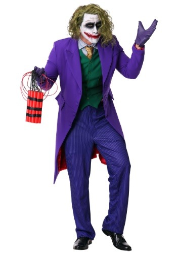Grand Heritage Replica Joker Costume