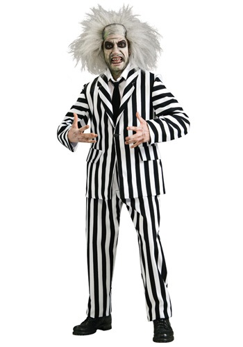 Collectors Beetlejuice Costume