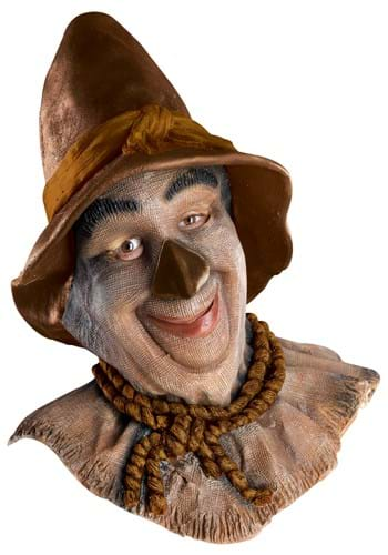 Deluxe Scarecrow Latex Mask