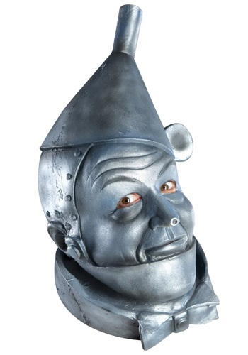 Deluxe Tin Man Latex Mask