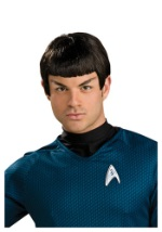 Spock Vinyl Vulcan Wig with Ears
