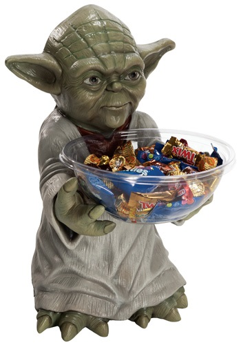 Yoda Treat Bowl Holder