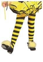 Child Bumblebee Tights