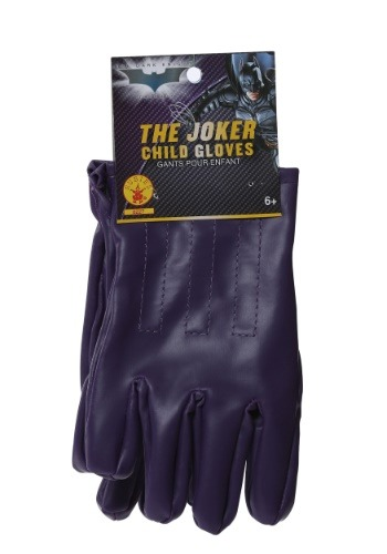 Kids Joker Gloves