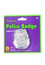 Authentic Police Badge