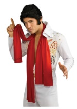 Red Elvis Scarves