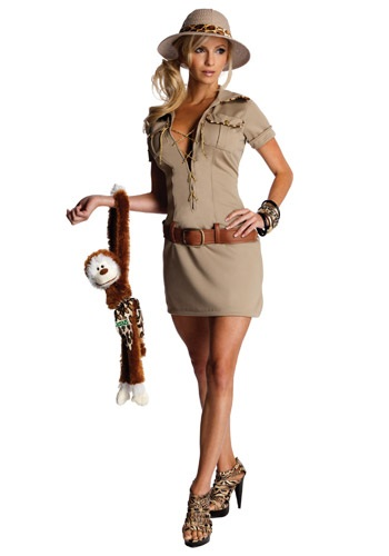 Jane of the Jungle Costume