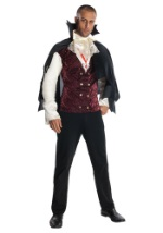Vampiric Count Costume