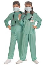 Kids Medical Doctor Costume