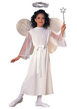 Girls Angel Halloween Costume