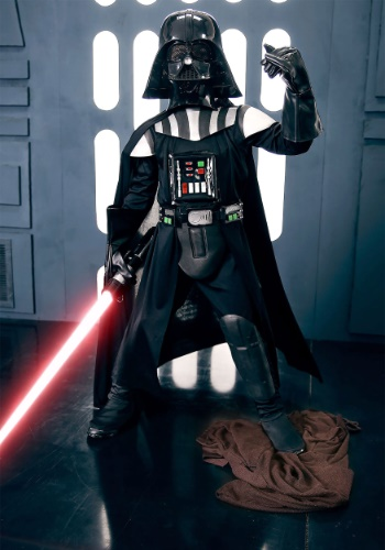 Deluxe Darth Vader Child Costume