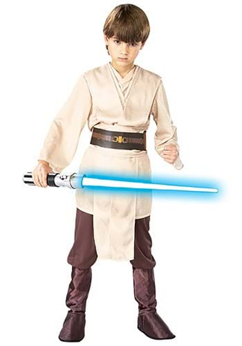 Deluxe Qui Gon Jinn Child Costume
