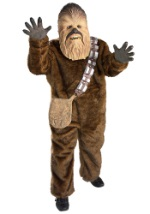 Deluxe Chewbacca Kids Costume