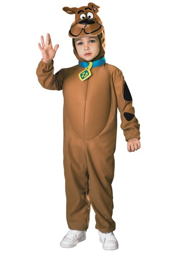 Child Scooby Doo Costume