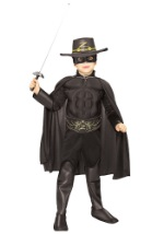 Kid's Zorro Costume