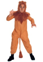 Boys Cowardly Lion Costume