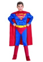 Deluxe Kid's Superman Costume