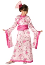 Girls Japanese Princess Costume