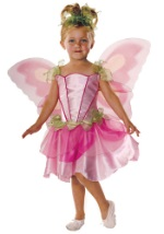 Child Pink Pixie Costume