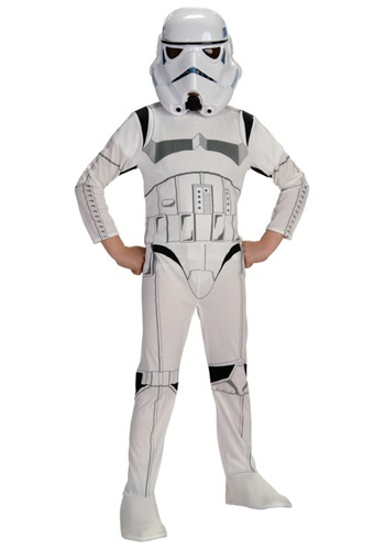 Stormtrooper Child Costume