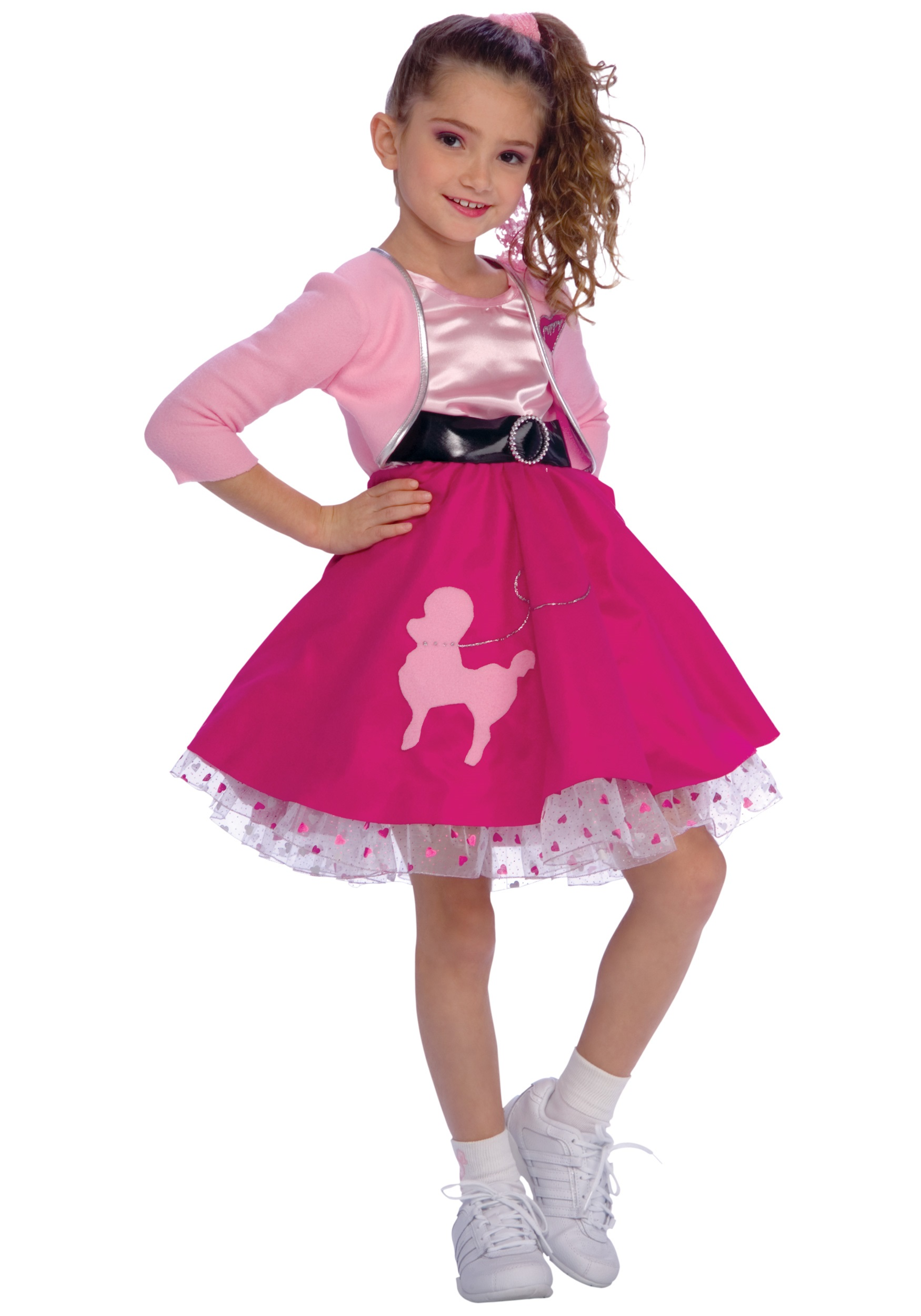 Girls 1950s Costume  sc 1 st  Halloween Costume Ideas : 1950s costume ideas  - Germanpascual.Com