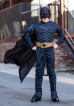 Boy's Deluxe Dark Knight Costume