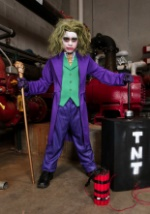 Deluxe Joker Kid's Costume
