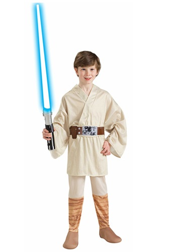 Luke Skywalker Child's Costume